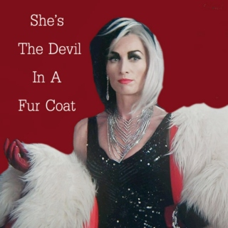 She's The Devil In A Fur Coat