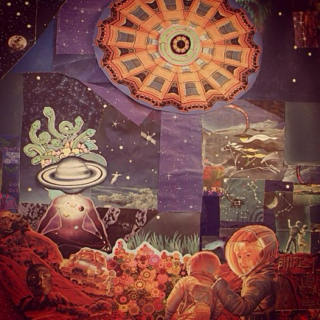 ☾cosmic cafe☽