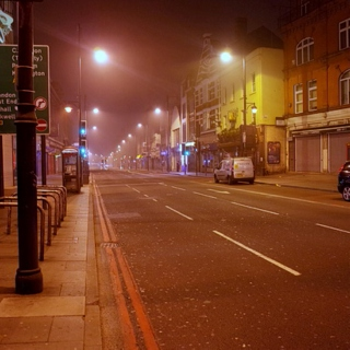 LATE NIGHTS, DESERTED STREETS
