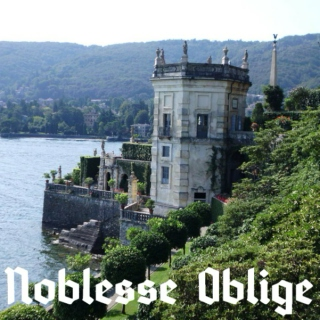 Noblesse Oblige - The Duchy of Lashain