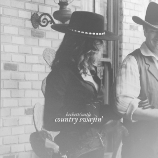 BECKETT + CASTLE: country swayin'