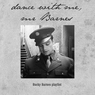 dance with me, mr Barnes