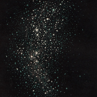 my head is in the stars.