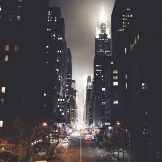 Alone in New York City