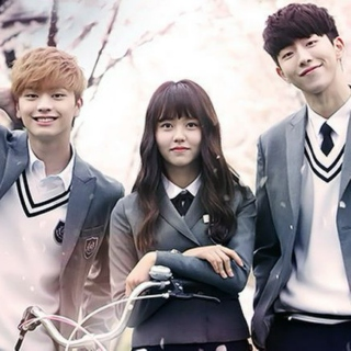 Who Are You: School 2015   후아유: 학교 2015