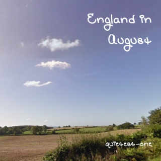 England in August