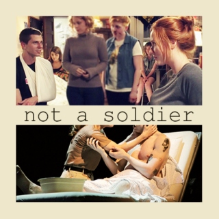 not a soldier
