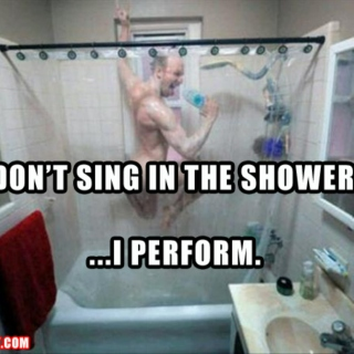 So you think you can sing? (shower mix)