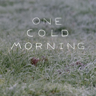 ONE COLD MORNING