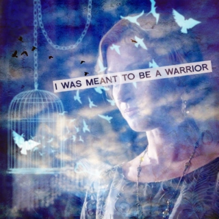 I Was Meant to Be a Warrior