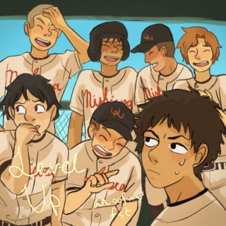 Level Up - an oofuri fst