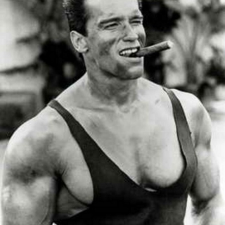 Arnold killed it...