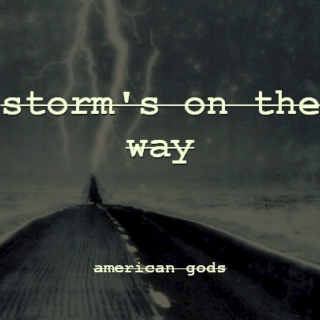 storm's on the way