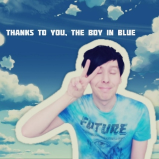 Thanks to You, the Boy in Blue