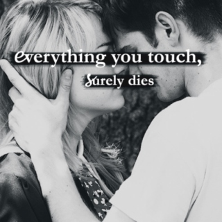 everything you touch, surely dies.