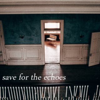 save for the echoes