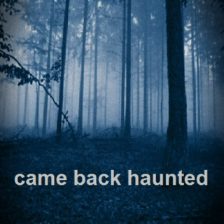 Came Back Haunted: A Dean Winchester Mix
