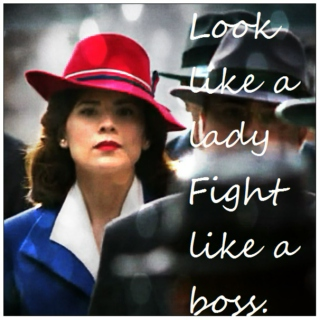 Peggy Carter takes none of your shit.