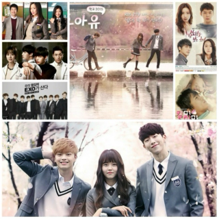 K- Drama Theme Songs 2015