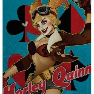 Harley Quinn is My Dream Girl