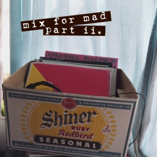 mix for mad part ii.