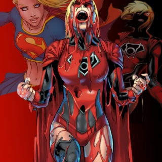 """""""Outsider"""": Red Daughter of Krypton"""
