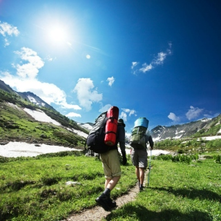 Backpacking to Live