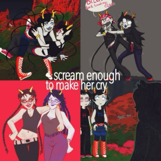 scream enough to make her cry - a meenvris fanmix
