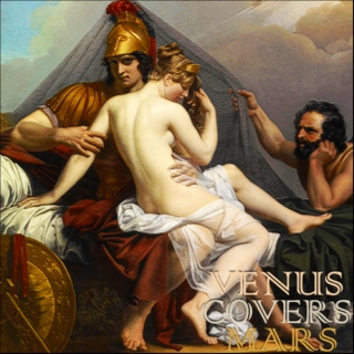 Venus Covers Mars