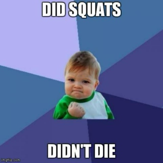 Squats EVERYBODY