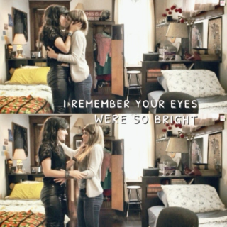 i remember your eyes were so bright - a hollstein story fanmix