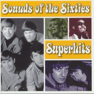 Sounds Of The Sixties: Superhits. 2CD