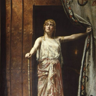 the powerful clytemnestra in aeschylus oresteia essay Read this essay on agamemnon  she uses to skillfully fool the chorus in aeschylus's oresteia  thought was very powerful was when agamemnon says to.
