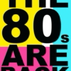 mostly 80's and some other songs I love