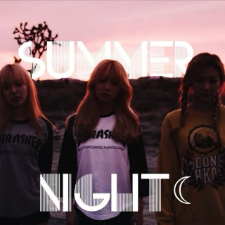 summer night ☾