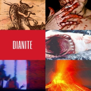 here we G O ; team dianite ☠