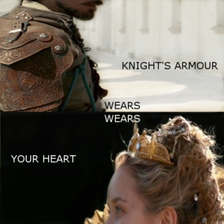 Your Heart Wears Knight's Armour
