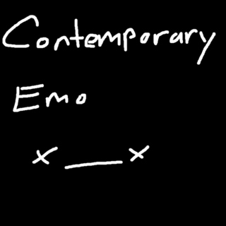 contemporary emo