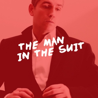the man in the suit ; john reese fanmix