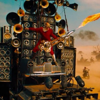 Mad Max: Fury Road Playlist