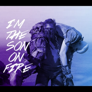 I'm the son on fire