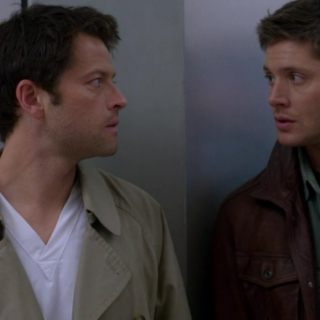 Dean/Cas: a Hunter and His Angel