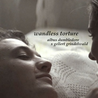 wandless torture; a truly depressing grindeldore mix