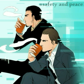 #safety and peace