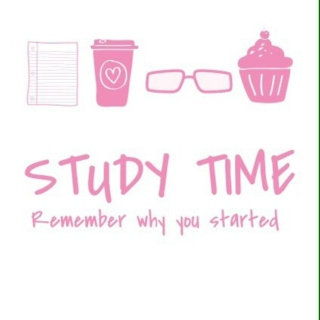 Shut Up and Study with Me