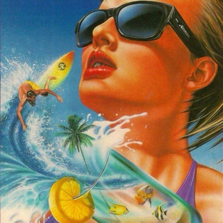 ☼ New Wave Surf Party ☼