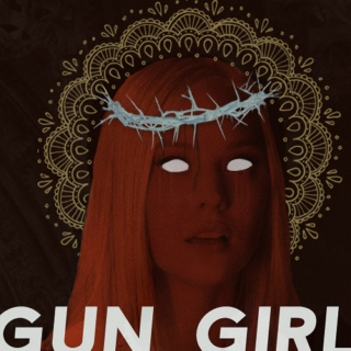 GUN GIRL(No Mercy for She)