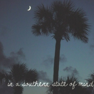 in a southern state of mind...