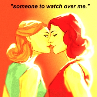 someone to watch over me.