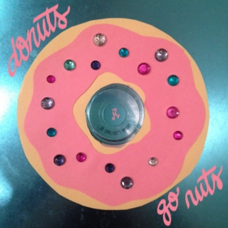 Donuts Go Nuts